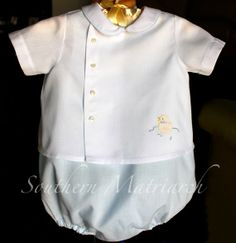 "Southern Matriarch: The Stars Align. THe Old Fashioned Baby ""Baby's Summer Clothes"" pattern"