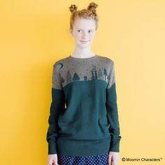 Moomin Sweater
