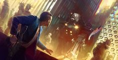"""CD Projekt RED Executive Producer Talks Cyberpunk 2077; says game will be really really really fuking badass"""""""