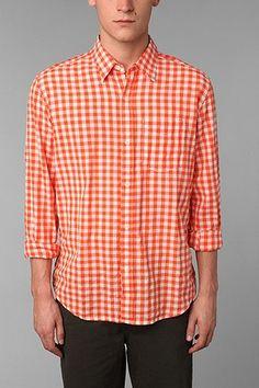 Hawkings McGill Gingham Breezy Shirt