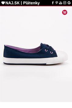 Tmavo modré plátenky J. Vans Authentic, New Age, Platform, Star, Sneakers, Shoes, Fashion, Tennis, Moda