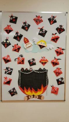 Diy For Kids, Crafts For Kids, Diy Paper, Paper Crafts, Christmas Time, Xmas, Bricolage Halloween, Diy And Crafts, Arts And Crafts