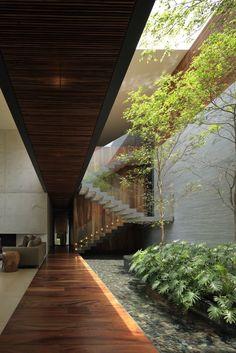 Casa HNN by Hernández Silva Arquitectos