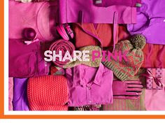share pink