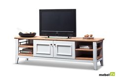 Szafka TV PROVENCE model II akacja - sklep meblowy Provence, Flat Screen, Furniture, Home Decor, Diy, Furniture For Living Room, Tv Cupboard, Tv Units, Homes