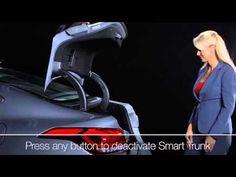 2015 Hyundai Genesis | Smart Trunk
