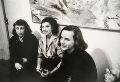 Joan Mitchell, Helen Frankenthaler, Grace Hartigan, c. 1960