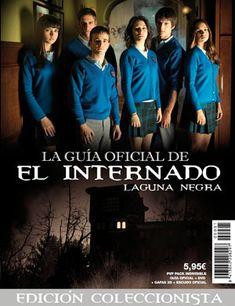 """Spanish Tv Show """"The Boarding School"""" El internado (2007) - Starring: Yon Gonzalez, Martiño Rivas, Ana de Armas, Blanca Suárez, Marta Torne, Luis Merlo, Carlos Leal"""