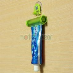 Roller Toothpaste Squeezer Tube Bathroom Sets