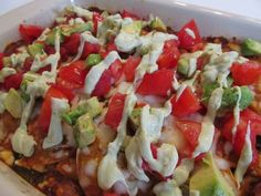 Combining my love of Mexican flavors and Italian form, I have created an enchilada lasagna that you will be eager to make for your family. With fresh ingredients and full of bold flavor, I know this will become a family favorite.