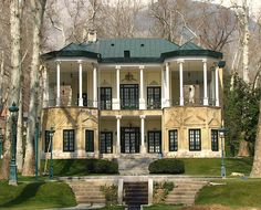 Niavaran Palast in Tehran