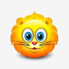 Illustration about Cute leo emoticon, emoji - astrological sign - horoscope - zodiac. Illustration of mask, design, smiley - 97465513 Smiley Emoji, Smiley Faces, Smileys, Emoji Pictures, Funny Emoji, Leo Lion, Astrology Signs, Astrological Sign, Romantic Pictures