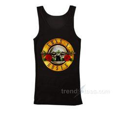 93badaeb50511 Gun n Roses Tank Top Cheap Custom Womens or Mens