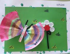 Tapas, Spring Theme, Crafts For Kids, Preschool, Creative, Handmade, Diy, Christmas, Carnival