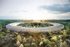 Apple's Campus 2 has changed a lot in the past 6 months: Apple's Campus 2 has changed a lot in the past 6 months:…