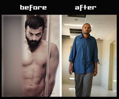 Malayalam Actor Jayasuriya's physical transformation for his role in the movie 'Apothecary'