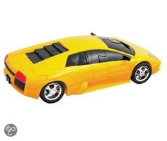 bol.com   Lamborghini Murcielago, geel   Speelgoed 3d Puzzel, Lamborghini, Toys, Car, Activity Toys, Automobile, Clearance Toys, Gaming, Games
