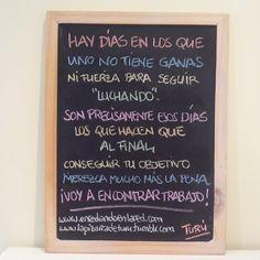 No me rindo. #quierotrabajar #trabajo #Cantabria #socialmedia #rrhh #turismo #loquesea (18 de septiembre)