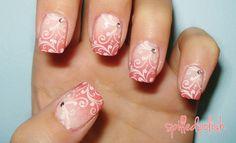 spilledpolish #nail #nails #nailart