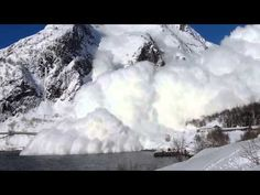 Buried Alive - Avalanche accident caught on helmet camera - YouTube