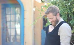5 Ways to Wear a Wrap Like a Man + Giveaway - Solly Baby