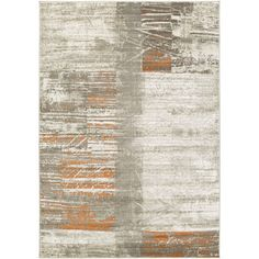 Brayden Studio Jax Light Gray Area Rug | AllModern