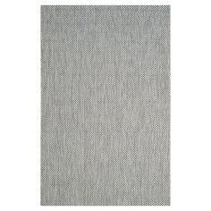 Safavieh Cherwell Outdoor Rug - Grey / Navy