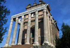 Римский форум / Roman Forum    Что посмотреть в Риме за три дня?