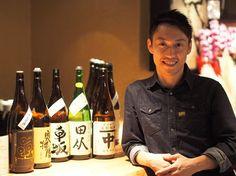 """""""利き酒""""のできる日本酒専門バーが神田に登場   ニュースウォーカー"""