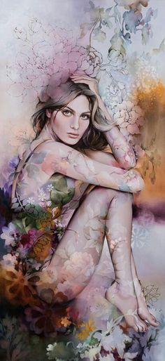 Artist Wendy Ng -