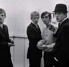 Spider, Chalky, Jimmy & Dave Quadrophenia(1979)