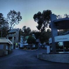 Glitterati Private Tours: Off-Season at the 18,000 seat outdoor Hollywood Bowl in Los Angeles. http://glitteratitours.com/tours/