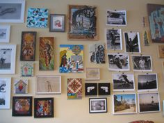 Tim Kerr / Chris Pastras and friends art show at Ranch-n-Roll