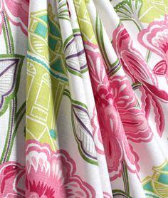 Braemore Emperor's Garden Blossom Fabric