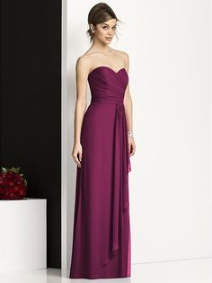 After Six Bridesmaids Style 6679 http://www.dessy.com/dresses/bridesmaid/6679/?color=burgundy&colorid=8#.UngoN1OzI8A
