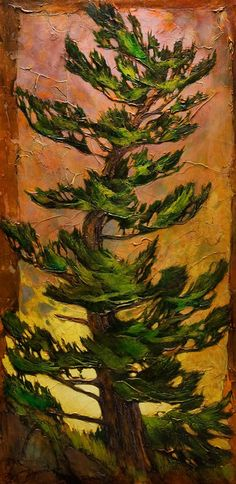 DAVID LANGEVIN  August Pine
