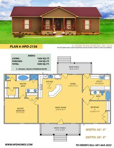 Custom and Stock Home Plan Designs Judson Wallace Home Plan