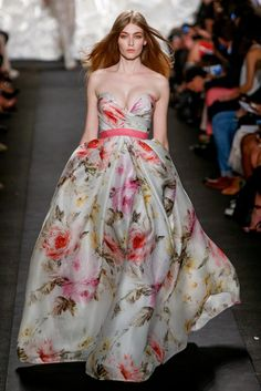 Naeem Khan Spring 2015 Ready-to-Wear - Collection - Gallery - Look 40 - Style.com