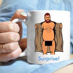 Flasher - Magic Appearing Image Mug