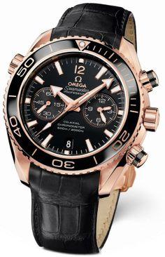 Omega Seamaster Planet Ocean Relojes Elegantes 5af07cd42a5c