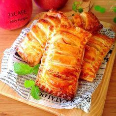 ♡パイと林檎のマリアージュ♡簡単基本のアップルパイ♡ by Mizukiさん ...
