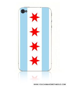 chicago iphone case! we all know I'll be getting one of these, right?