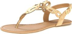 C Label Womens Telly23A SandalGold85 M US *** Check out this great product.