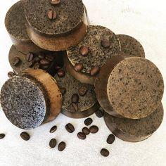 Organic Coffee Soap Scrub