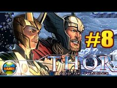 Thor God of Thunder DS parte 8 Niflheim