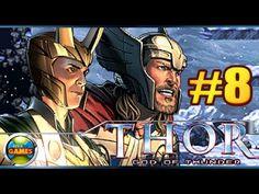 Thor God of Thunder DS parte 8 Niflheim