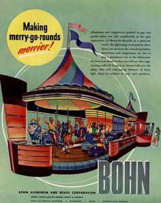 Bohn's retrofuture. Merrier-go-round