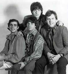 Gene Cornish, original member of the 60s group The Young Rascals (later changed to just The Rascals) turns 71 today - he was born 5-14 in 1944. L-R Felix Cavaliere, Eddie Brigati, Dino Danelli and Gene Cornish in 1966.