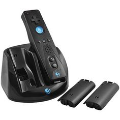 Ematic Charging Station and Remote with Motion Plus (Wii)