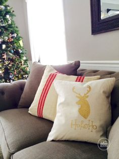 How to Sew an 18 inch Pillow Cover - The Idea Room